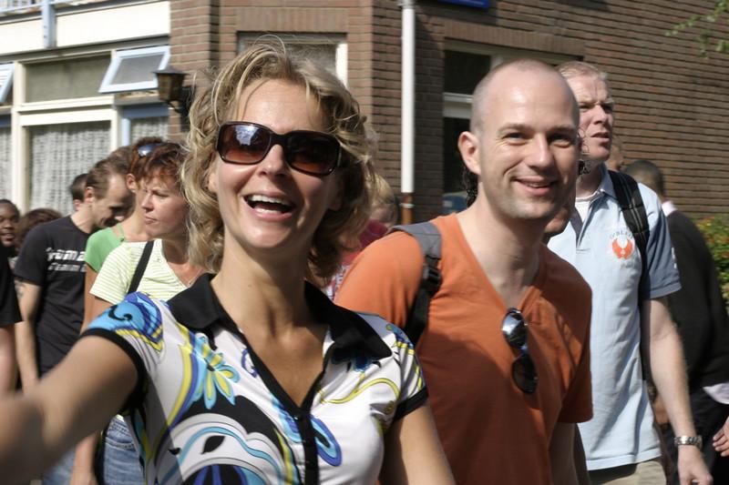 Astrid and Sander