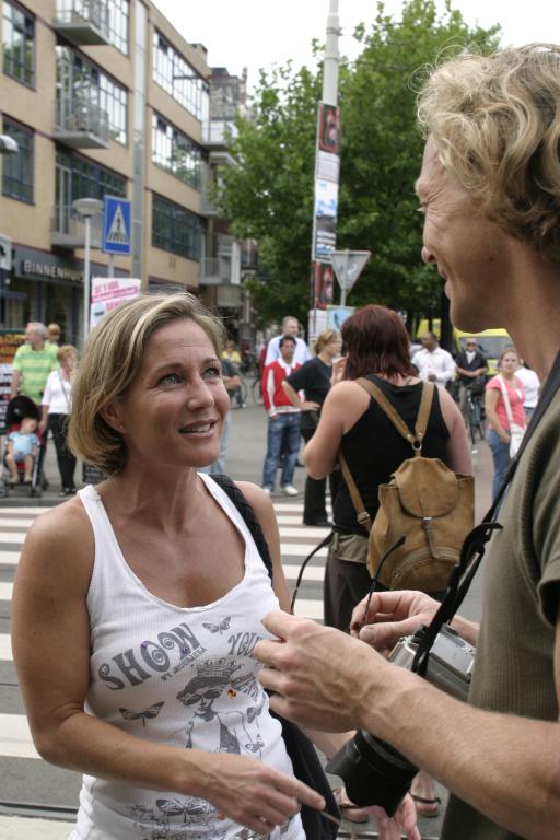Sonja and Erik