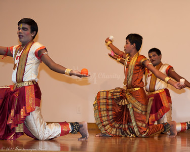 A Show-stopping Dance Performance by Visually-Impaired Artists from Shree Ramana Maharishi Academy for the Blind (SRMAB)  Bangalore, India