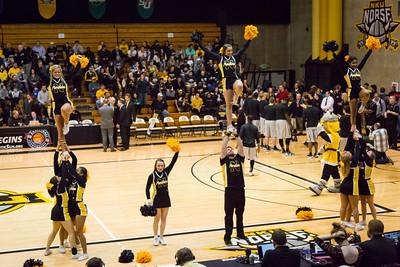 NKU Cheer and Dance Team 3-3-2015