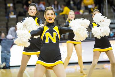NKU Dance and Cheer Team 1-6-2015
