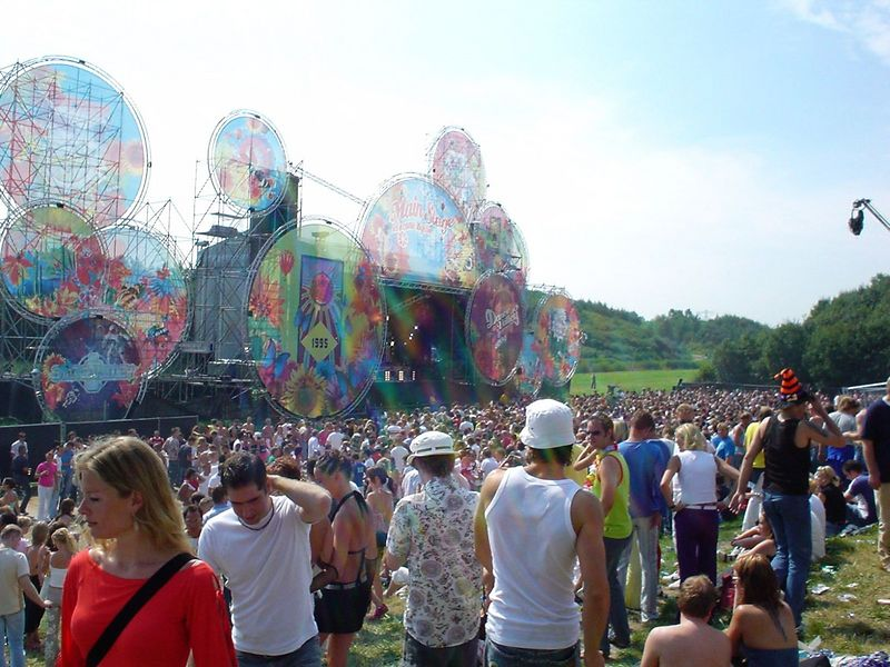Dance Valley Main stage
