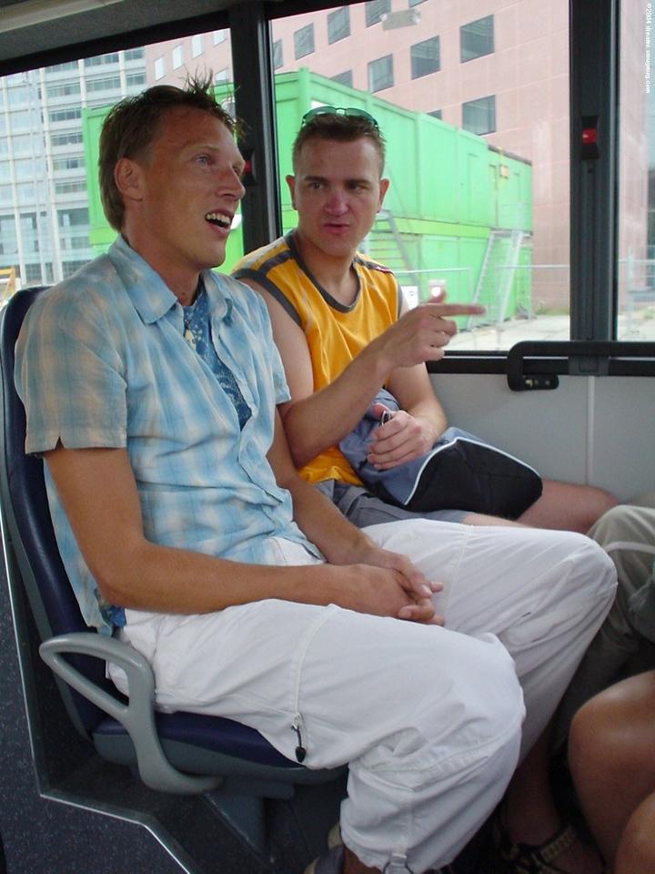 Arjen and Sjoerd