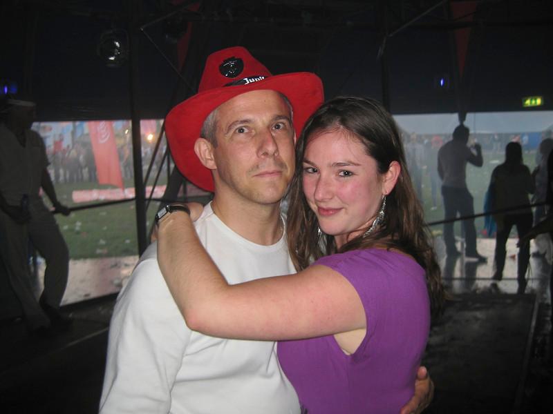 Marianne and I
