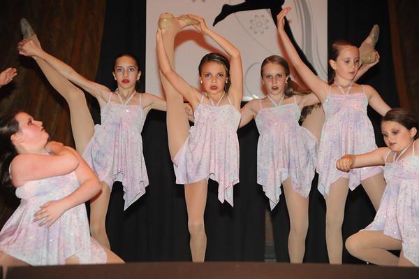 Dance recitals, rehearsals