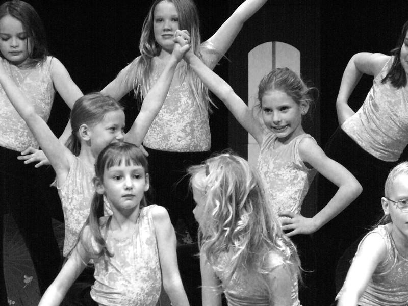 2011 12 Golden Dance Recital 307 bw