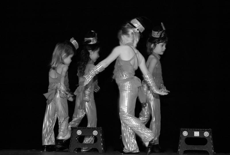 2012 0602 Golden Dance Recital 9 bw crop