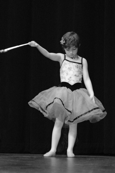 2013 05 Golden Dance Recital 9 bw