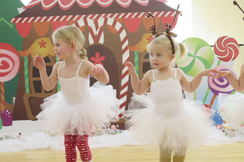 Golden Dance Holiday Recital 2015 12 31