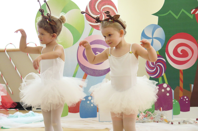 Golden Dance Holiday Recital 2015 12 27