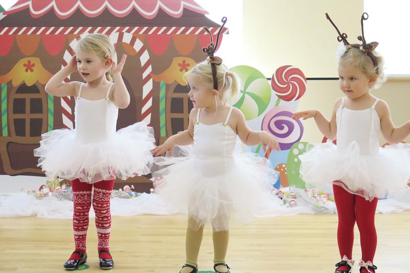 Golden Dance Holiday Recital 2015 12 28