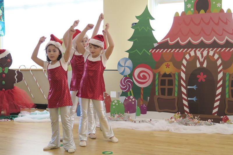 Golden Dance Holiday Recital 2015 12 11
