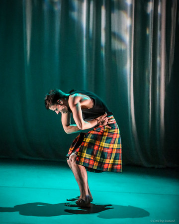 David Hughes Dance Scotland