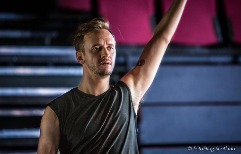 Martin Lindinger - Dancer