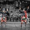 Highland Dancers - Sword Dance