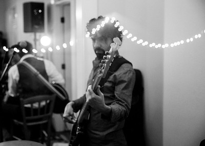 House Concert Benefit with 35MM 11/6/2016