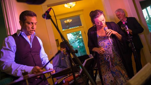 House Concert featuring Leti Garza y La Banda