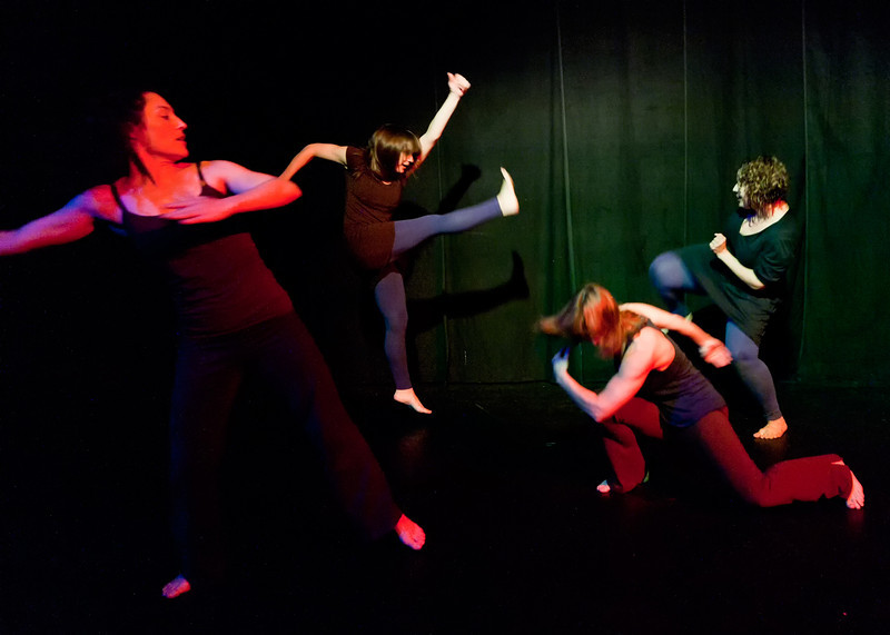An evening of improvised dance and acoustic music exploring the power of human connections.