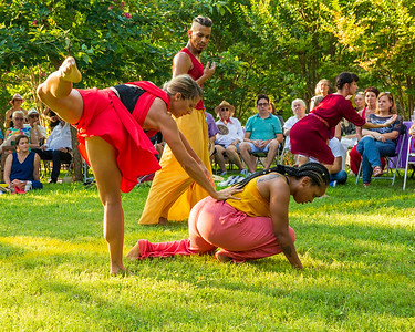 Lawn Party & Performance June 13, 2021