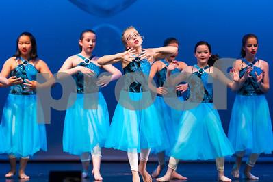 Reflections School of Dance - Ocean Treasures 2012
