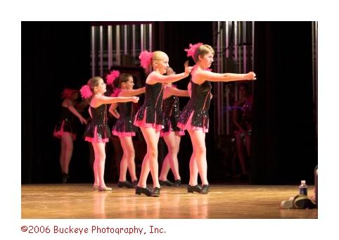 Lisa Wilhelm Academy of Dance (LWAD) 2006 Rehearsal