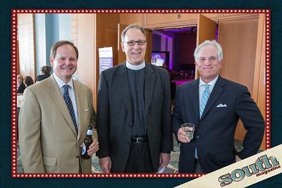 Allan Reynolds, Father Gavin Dunbar, George Oelschig
