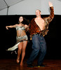 "BONITA SPRINGS, FL, March 6, 2010: Boston Red Sox outfielder Ryan Kalish and his partner perform in the ""Dancing with the New Stars"" dance contest. (Brita Meng Outzen/Boston Red Sox)"