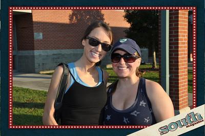 Hillary Nielsen, Amanda Collins