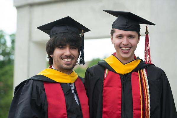 Daniel UMD Graduation