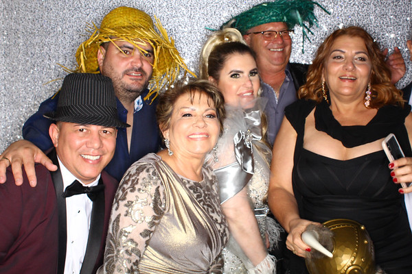 Daniela's Fifteen Party