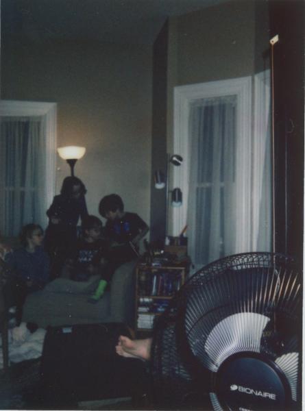 Instax Photos. Daniel's Birthday Party