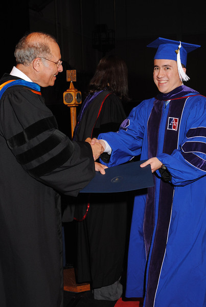 Daniel's Law School Graduation