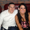 Maria  and boyfriend<br /> Dannys 40th Birthday 2014