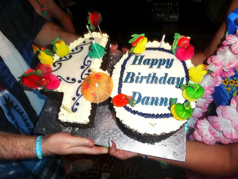 Dannys 40th Birthday 2014