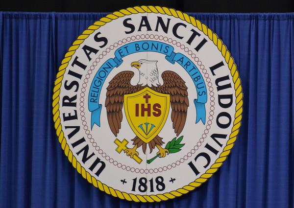 Dan's College Graduation Saint Louis University