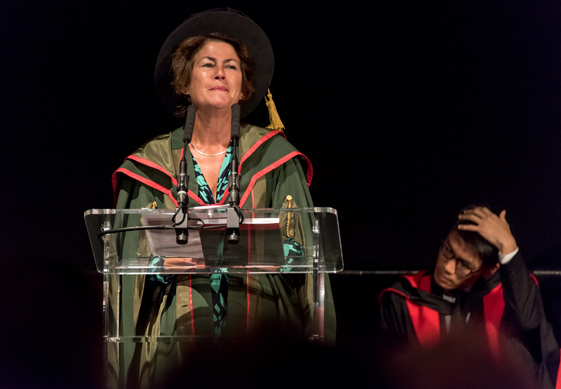 Dame Nicola Brewer, Vice-Provost (International)