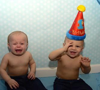 Dante & Jett 1st Birthday