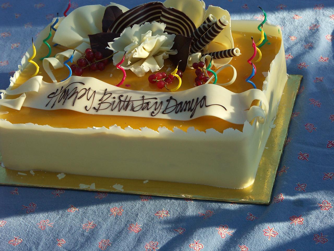 36 Cake