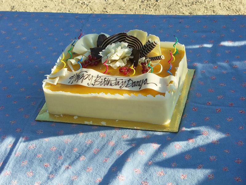 35 Cake