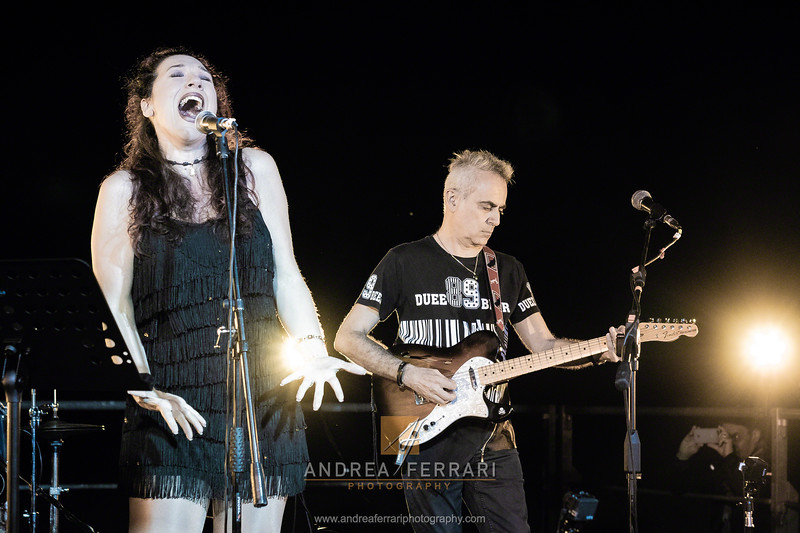 Modena Blues Festival 2018 - Daria Biancardi & Groove City - 42