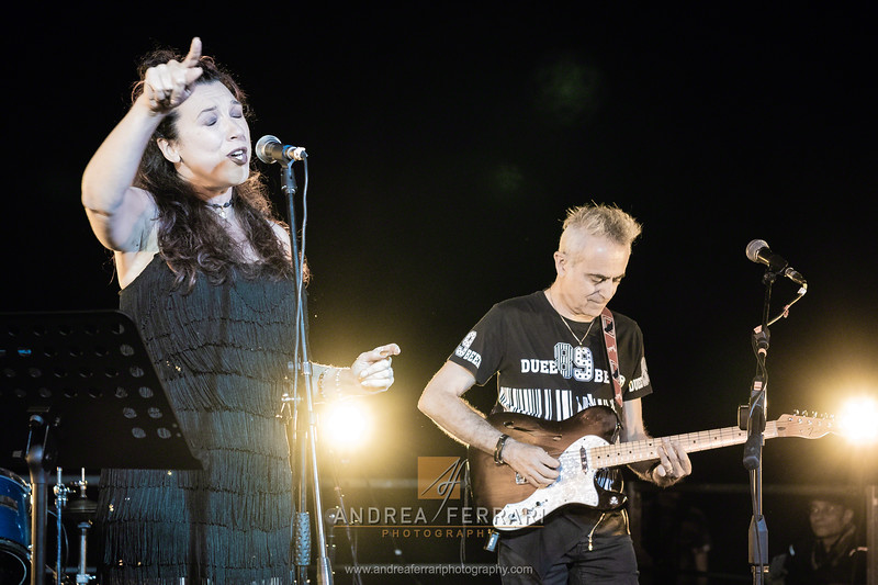 Modena Blues Festival 2018 - Daria Biancardi & Groove City - 40