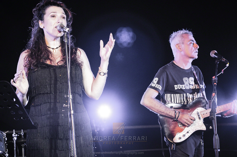 Modena Blues Festival 2018 - Daria Biancardi & Groove City - 7
