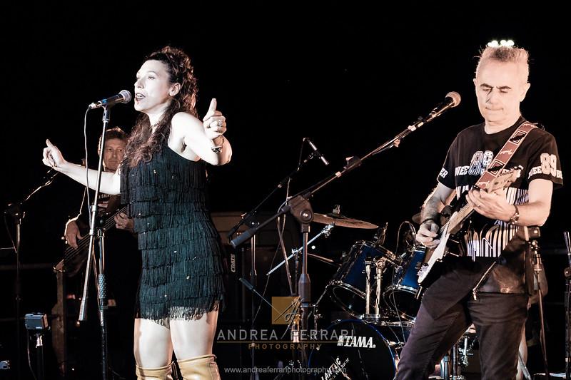 Modena Blues Festival 2018 - Daria Biancardi & Groove City - 16