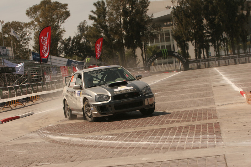 WRC Rally Mexico - Friday 2011
