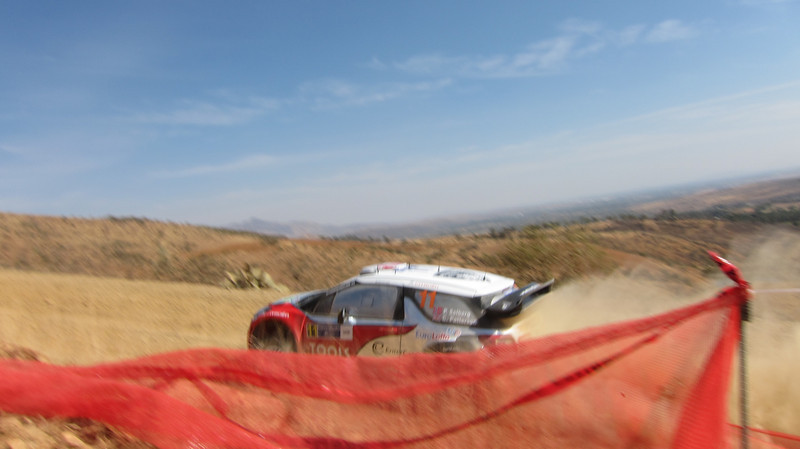 WRC Rally Mexico - 2011  Petter