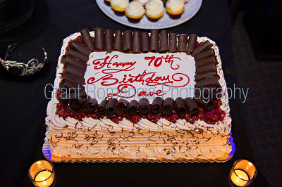 Dave Brown Birthday Event Photography