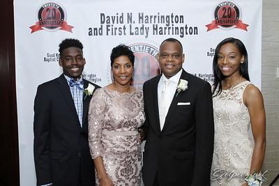 David N. Harrington's 20th Anniversary at Good Hope