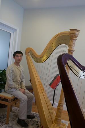 David Ren's 1st Phase of Harp Evaluation 2/23/2013
