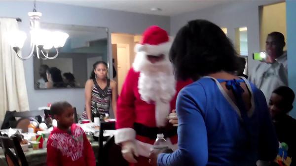 20131221 David Family Holiday Bashment