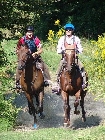 DKF Hunter Pace - Sept. 2005